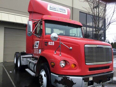 USED 1999 FREIGHTLINER FL11264ST DAYCAB TRUCK #59423