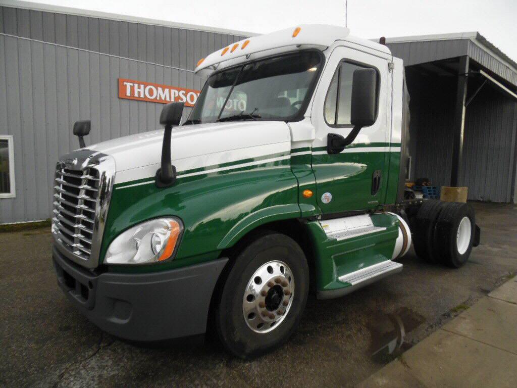 2011 Freightliner Cascadia
