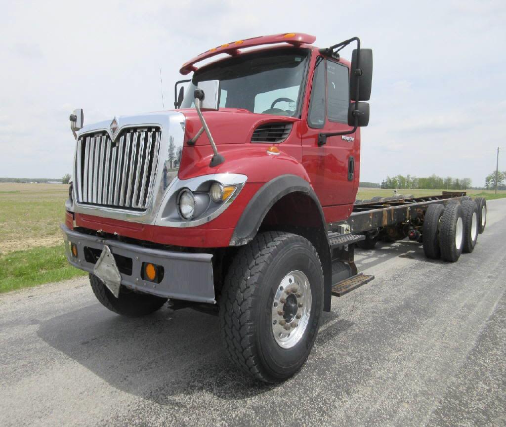 2008 International 7600