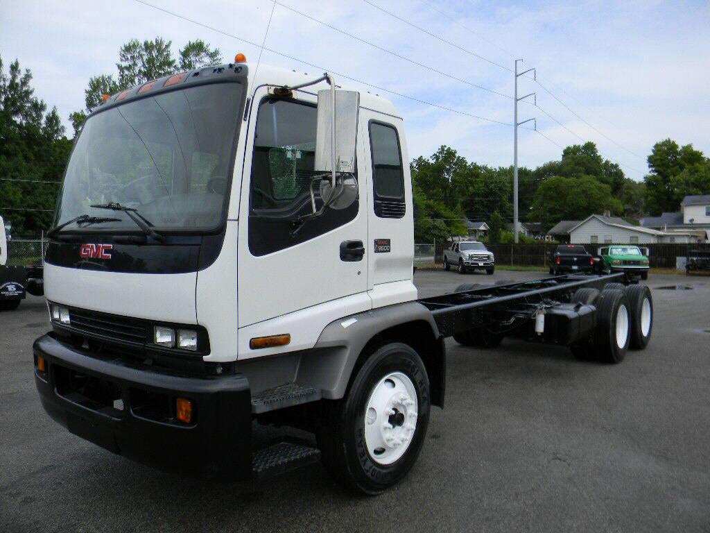 2006 GMC T8500