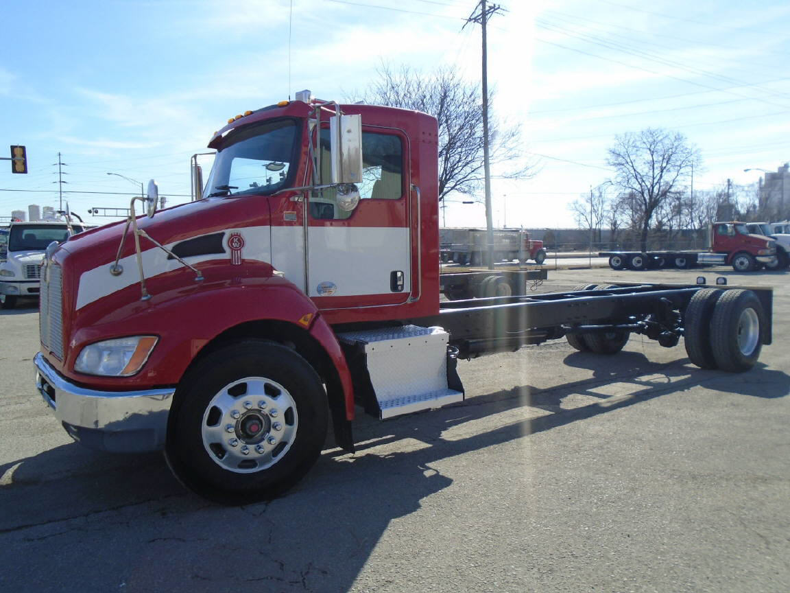 2012 Kenworth T370