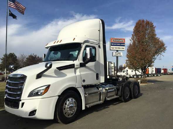 2019 Freightliner New Cascadia DC