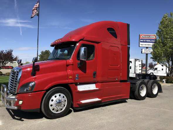 2016 Freightliner Cascadia